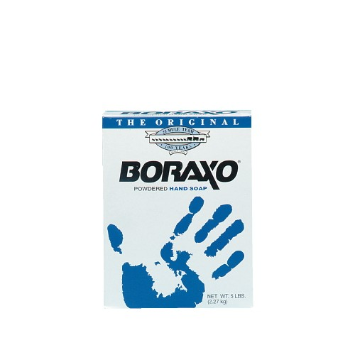 Boraxo Powder Hand Soap Box, 5 Lb