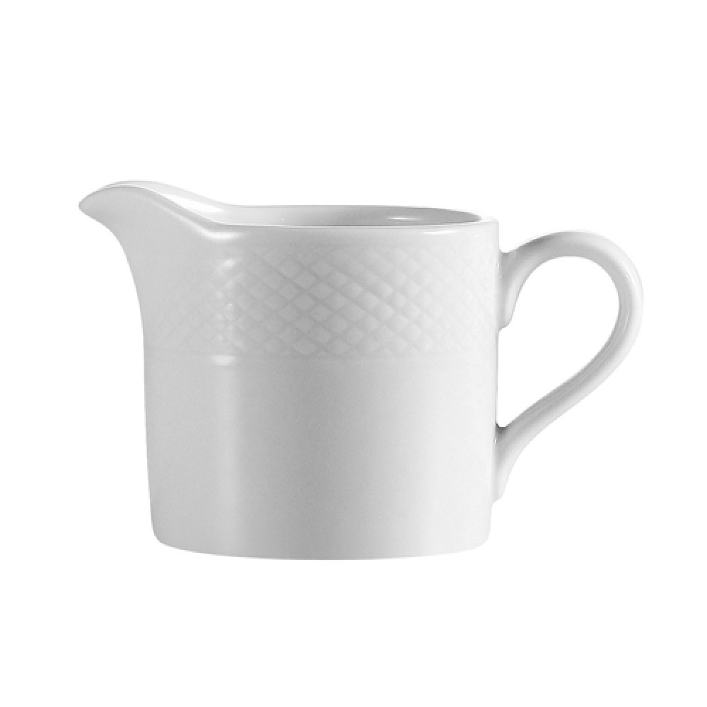 CAC China BST-pc Boston Creamer 4 oz.