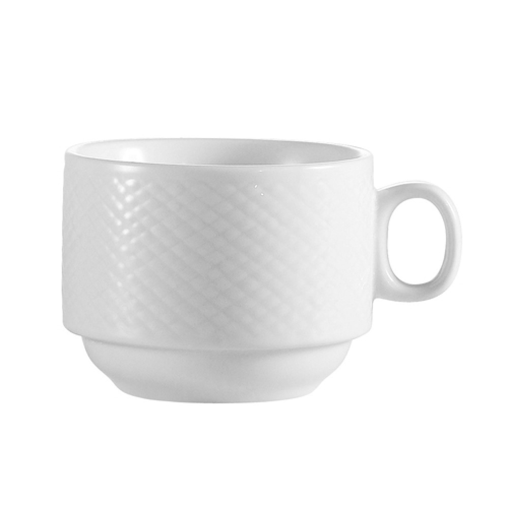 CAC China BST-1-S Boston Stacking Cup 8 oz.