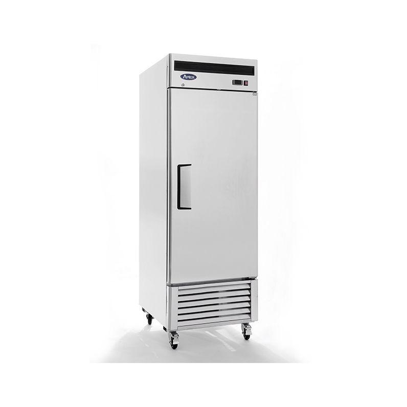 Atosa MBF8501GR Bottom Mount One Door Reach-In Freezer