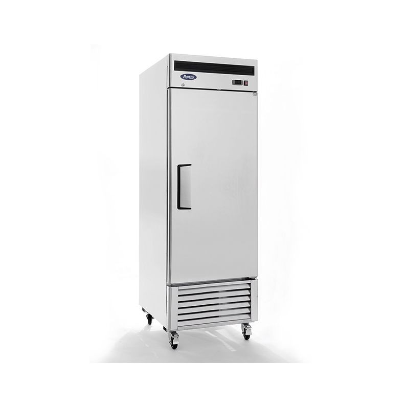 Atosa MBF8505GR Bottom Mount One Door Reach-In Refrigerator