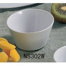 Thunder Group NS302W Nustone White Melamine Bouillon Cup8 oz., 3-3/4""