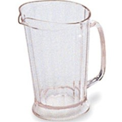 Bouncer Ii Pitcher 48Oz Clear