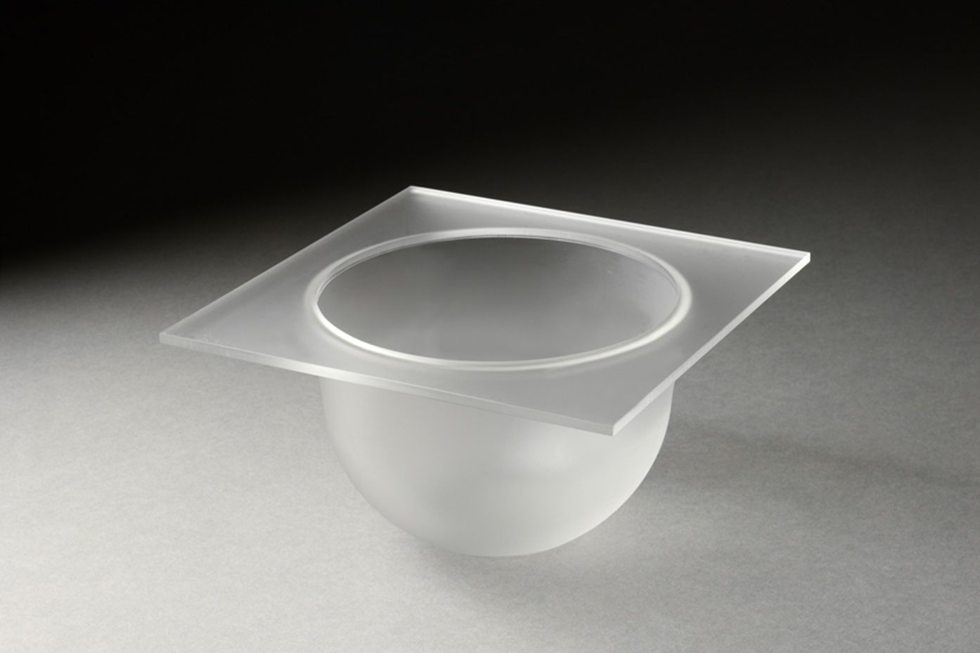 Bowl Tray Frosted