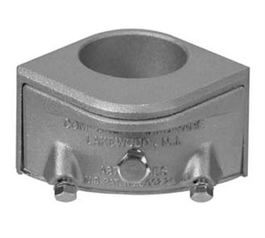 Franklin Machine Products  135-1260 Bracket, Corner (F/1-5/8 Tube )