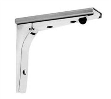 Franklin Machine Products  135-1177 Bracket, Folding (Brs Brkt, 7L )