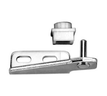 Franklin Machine Products  123-1208 Bracket, Hinge (Horiz, Rh, Btm )