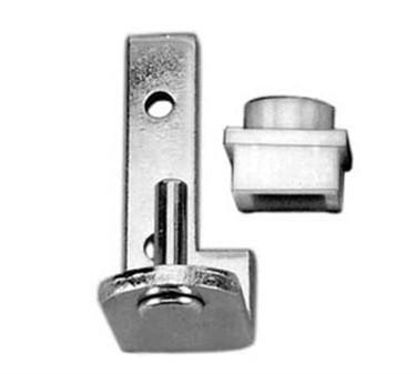 Franklin Machine Products  123-1209 Bracket, Pivot (Lh, Vert, with Bsh )