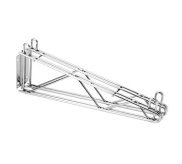 Franklin Machine Products  126-1418 Bracket, Wall (Double, Metro )