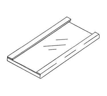 Franklin Machine Products  188-1185 Bracket, Wall Mount (Model 29)