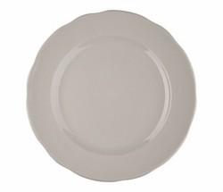 "CAC China SC-6 Seville Scalloped Edge Plate, 6-3/8"""