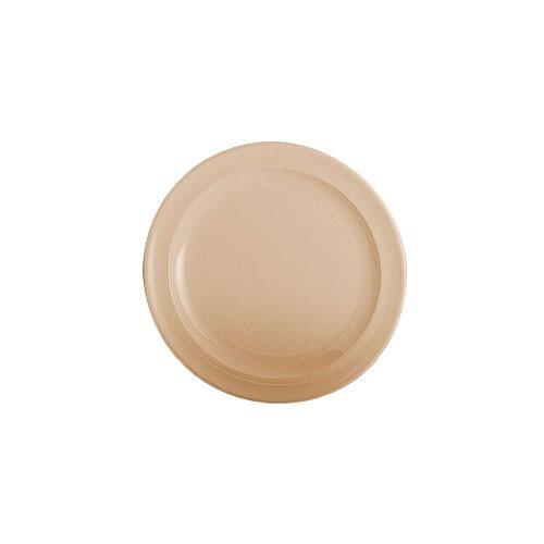 Bread & Butter Plate - Classic Tan Melamine (5.5