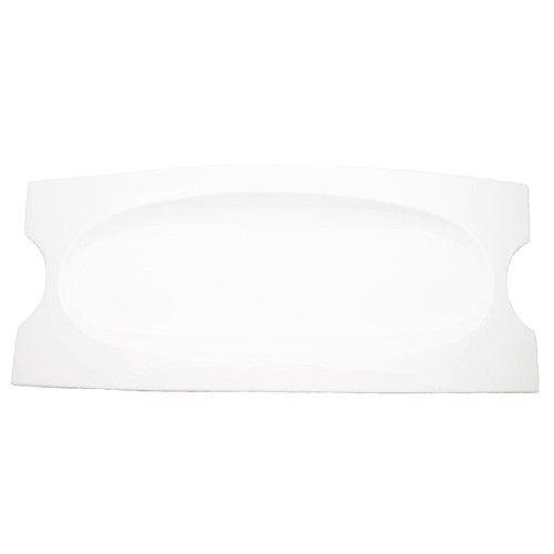 "CAC China FSB-28 Fashion Bridge Platter, 28"" x 11 1/2"" x 3"""