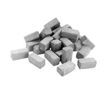 Franklin Machine Products 200-1004 Ember-Glo Charcol Briquettes, 20 Lb. Pack