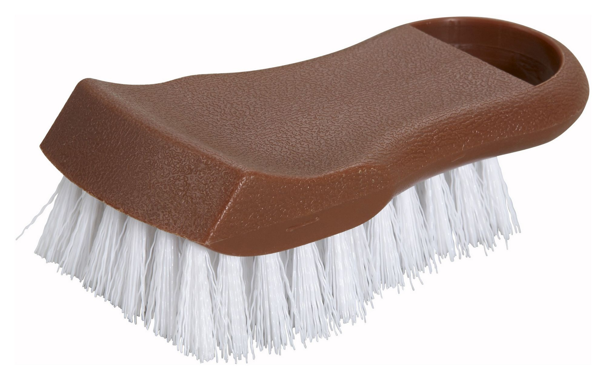 Winco CBR-BN Brown Cutting Board Brush