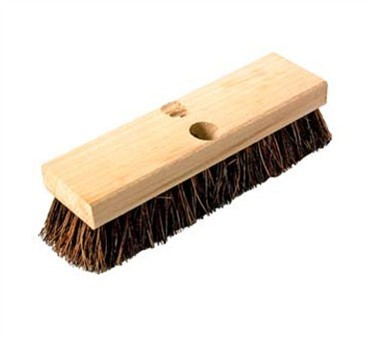 Brush, Floor (10, Wood )
