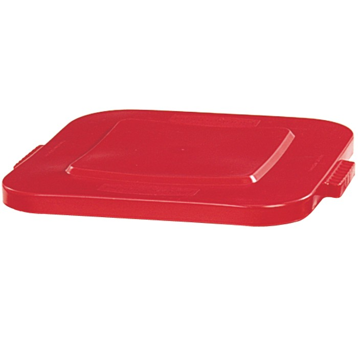 Brute� Square 28 gallon Container lid-Red