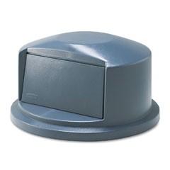 Brute Dome Top Lid,  32 Gallon, Gray