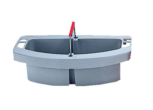Brute Maid Caddy 16 X 9 X 5, Holds Cleaning Supplies, Gray