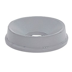 Brute Round Funnel Top, Fits 2947/3546, Gray