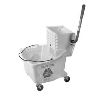 Bucket, Mop (Set, W/Wringer)