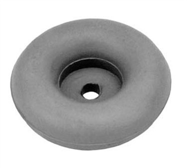 Franklin Machine Products  133-1099 Bumper, Round (3-1/4Od, Gry )