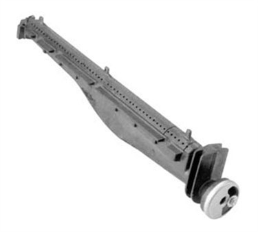Franklin Machine Products  229-1080 Burner, Cast Iron (with Air Plate )