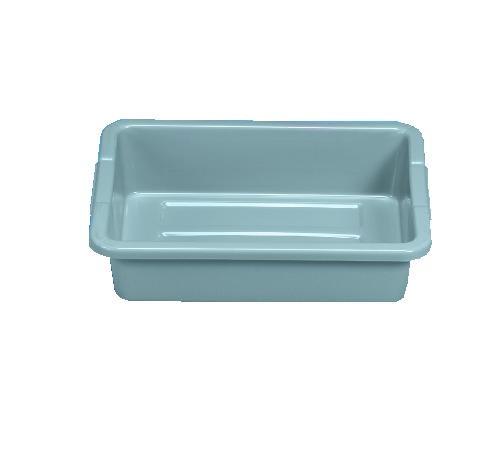 Bus Box, 8 Gallon, Plastic Gray (NSF)