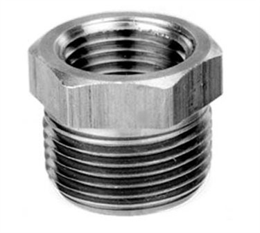 Franklin Machine Products  117-1026 Bushing, Hex (1/4 x 1/8Npt )