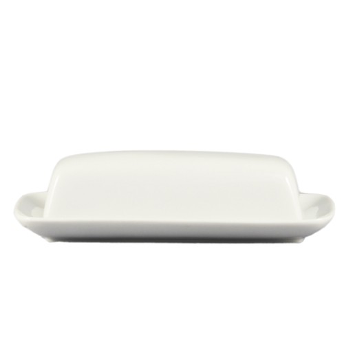CAC China BTD-8 Accessories Butter Dish Set 8""