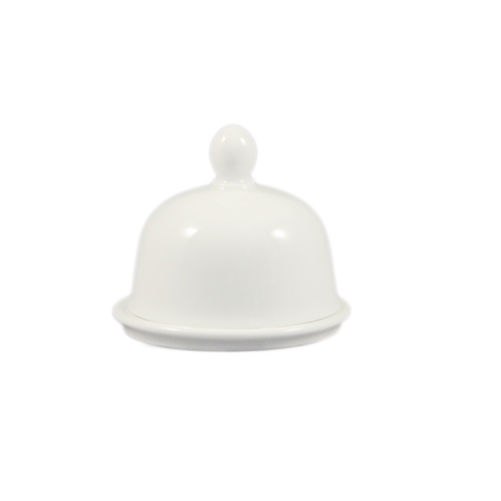 Butter Dish With Lid 1 oz. , 3 1/2