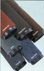 CATALINA Standard Duty Walk Off Mat, Chocolate, 3' x 10'