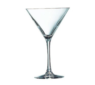 Cabernet Fine Rim 10 Oz. Cocktail/Martini Glass - 7-1/2