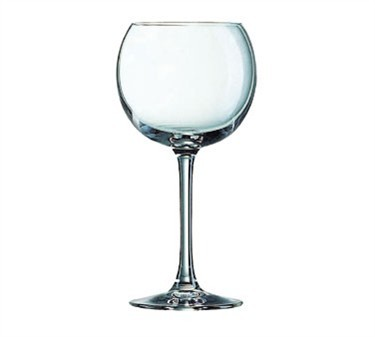 Cabernet Fine Rim 12 Oz. Balloon Wine Glass - 7-3/16