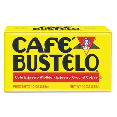 Cafe Bustelo, Espresso, 10 oz. Brick Pack