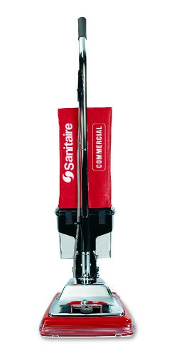 Carlisle Foodservice Products Sanitaire Vacuum, 7 Amp with Dirt Cup, 12
