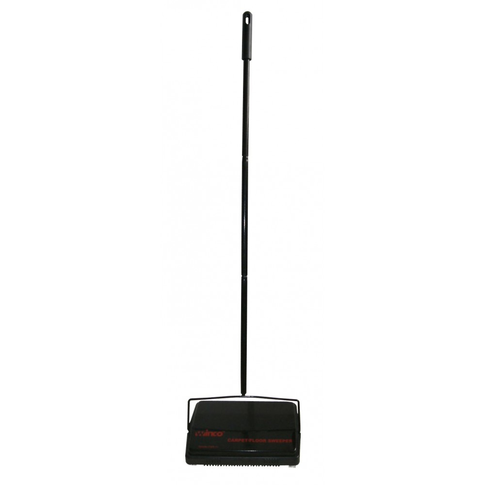 Winco fsw-11 Rotary Carpet/Floor Sweeper