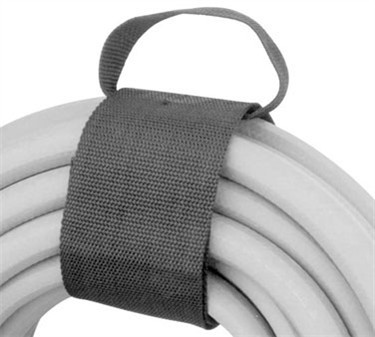 Franklin Machine Products  280-1177 Carrier, Hose (3W, Black Nylon)