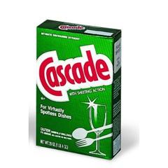 Cascade Auto-Dishwasher Detergent Bottles, 45 Oz