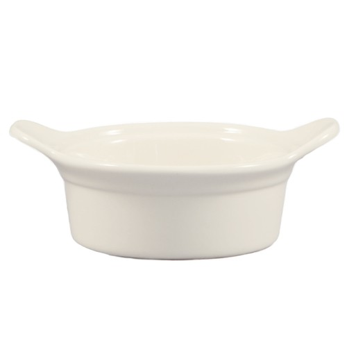 CAC China CAS-22 Casserole with Handle 7-1/4 x 5-1/2""