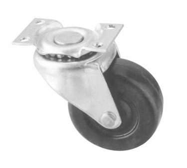 Franklin Machine Products  175-1079 Caster, Plate (Swivel, 2)