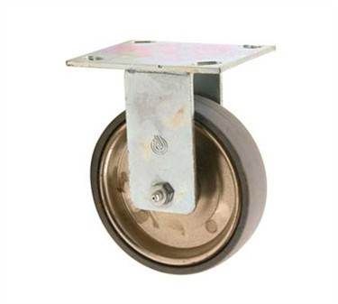 Franklin Machine Products  180-1017 Caster, Rigid (5, Plate Mount)