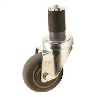 Franklin Machine Products  120-1026 Caster, Stem (3-1/2, Gry )