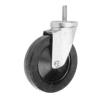 Franklin Machine Products  120-1069 Caster, Stem (4, 3/8-16, with Brk )