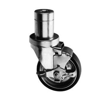 Franklin Machine Products  228-1224 Caster, Stem (4, Fem Thd, Swvl)