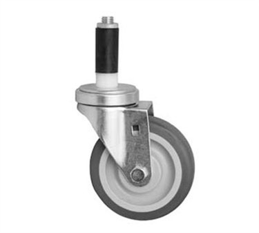 Franklin Machine Products  120-1044 Caster, Stem (4, Gry )