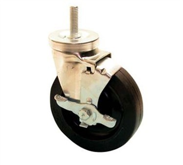 Franklin Machine Products  120-1095 Caster, Stem (5, 1/2-13, with Brk )