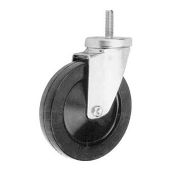 Franklin Machine Products  120-1141 Caster, Stem (5, 5/8-11, with Brk )