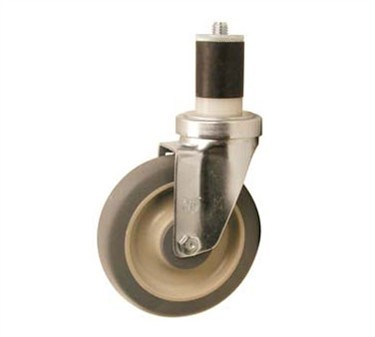 Franklin Machine Products  120-1142 Caster, Stem (5, Gray )