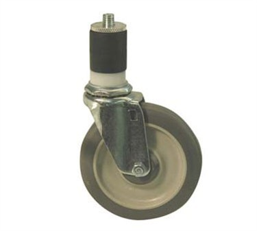Franklin Machine Products  120-1182 Caster, Stem (5, Gry )